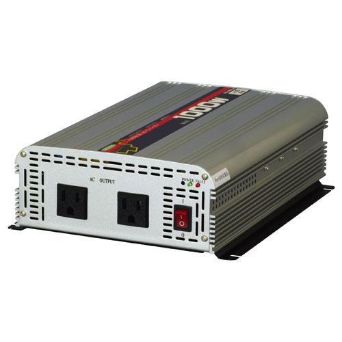 【送料無料】日動工業 矩形波インバーター SIS-1000N-B