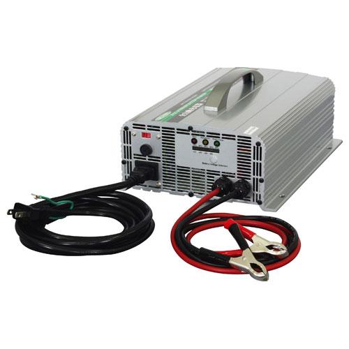 【送料無料】日動工業 全自動バッテリーチャージャー ANB-1248V