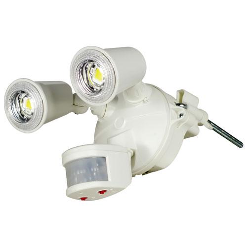 【送料無料】日動工業 LEDセンサーライト クラブアイ 20W SLS-CE20W-2P