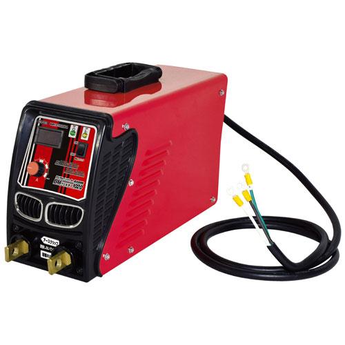 【送料無料】日動工業 100V/200V兼用 インバーター直流溶接機 BMウェルダー1020 BM12-1020DA