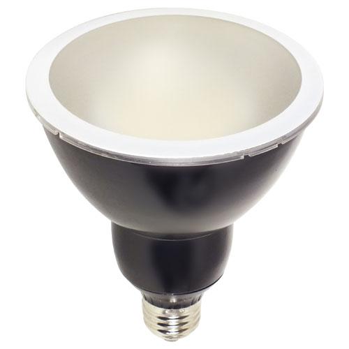 【送料無料】日動工業 ハイスペックエコビック14W 口金式 電球色 黒 L14W-E26-BK-30K-N【smtb-u】