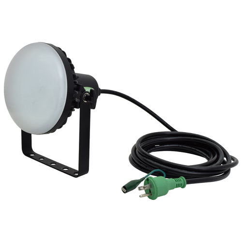 【送料無料】日動工業 LED電球型投光器50W 昼白色 E付5M L50D-5ME-50K