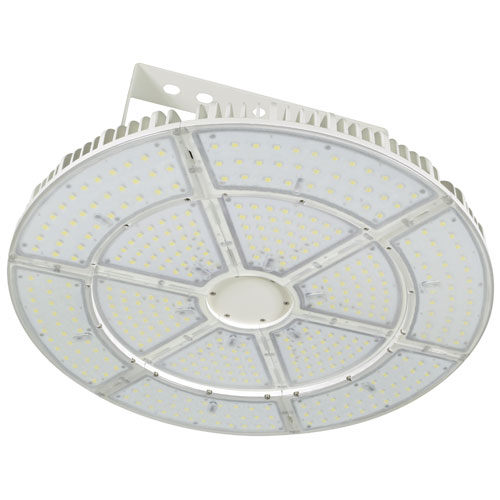 【送料無料】日動工業 エースディスク500W 電源装置一体型 投光器型 昼白色 110度 L500W-D-AW-50K