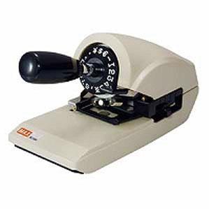 【送料無料】マックス チェックライター ロータリー式 RC-150S