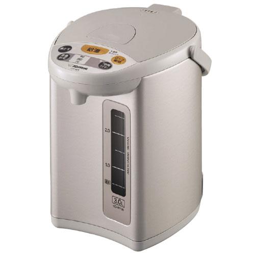 【送料無料】象印 マイコン沸とう電動ポット 3L CD-WY30-HA