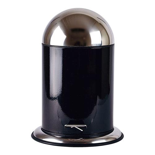 【送料無料】ゾーン ペダルビン 5L ブラック 252551 VZC4601
