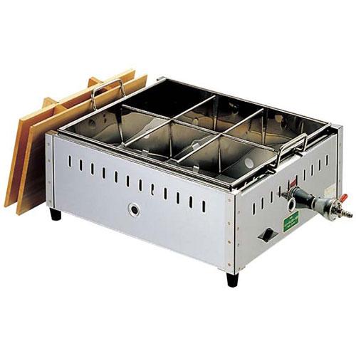 【送料無料】EBM 18-8 関東煮 おでん鍋 尺5 45cm 13A 0885820【smtb-u】