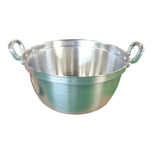 【送料無料】EBM アルミ 打出 料理鍋 54cm 6175200