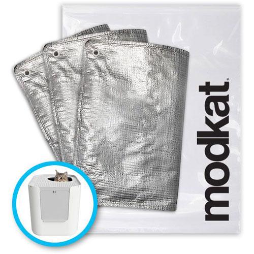 【送料無料】Modkat モデキャット XL TP リユーザブル ライナー 3pack グレー LINER C