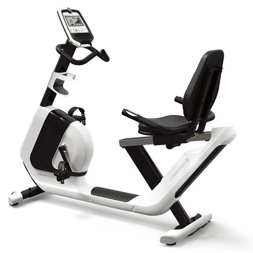 【送料無料】【メーカー直送】フィットネスバイク HORIZON COMFORT R エアロ 背もたれ付 減量 筋トレ ダイエット トレーニング ホームジム