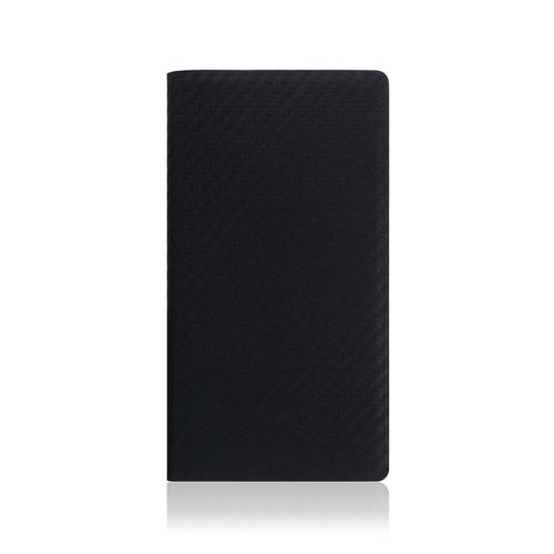 【お試し送料無料】SLG Design エスエルジーデザイン iPhone 6.1/iPhone XR carbon leather case ブラック SD13678i61【smtb-u】
