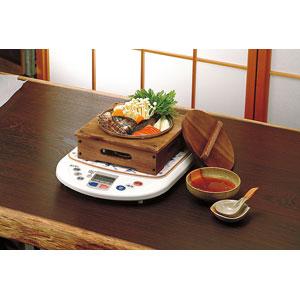 【送料無料】ヤマコー 電調木枠鍋セット (大) 4~5人用 21306
