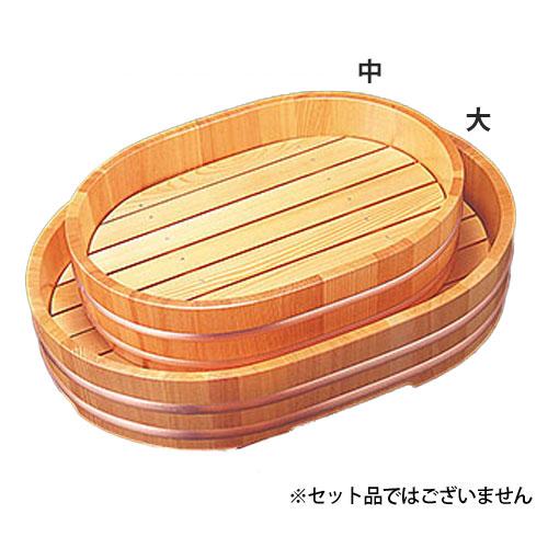 【送料無料】ヤマコー 椹・小判盛器 目皿付 大 31131