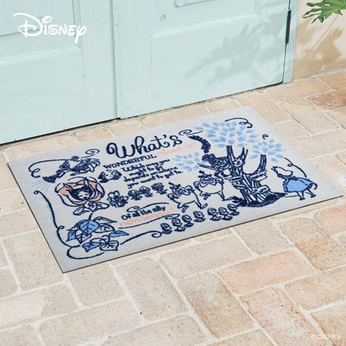 【送料無料】【メーカー直送】クリーンテックス・ジャパン Disney Mat Collection ディズニー 玄関マット 不思議の国のアリス 75 × 120 cm BK00012【smtb-u】