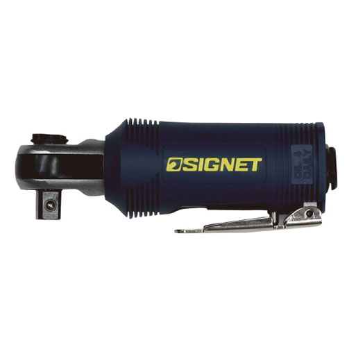 【送料無料】SIGNET シグネット 3/8DR ミニエアーラチェットレンチ クイックリリース式 65201