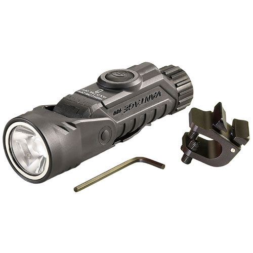 【送料無料】STREAMLIGHT ストリームライト バンテージ180 乾電池入 ブラック 88903