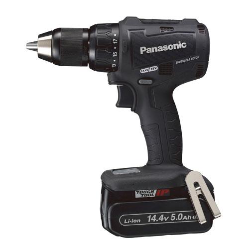 【送料無料】パナソニック PANASONIC 14.4V充電振動ドリルドライバー 黒 EZ79A2LJ2F-B