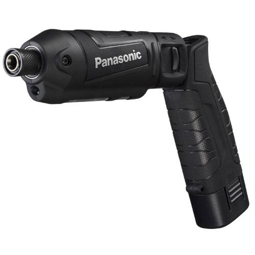 【送料無料】パナソニック PANASONIC 7.2V充電スティックインパクト 黒 EZ7521LA2S-B