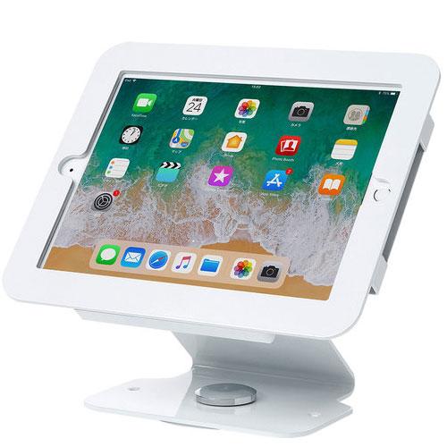 【送料無料】サンワサプライ iPad用回転盤付きスタンド型ケース CR-LASTIP25W【smtb-u】