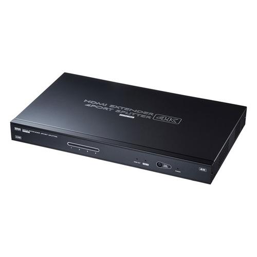 HDMIエクステンダー VGA-EXHDLTL4 送信機・4分配 【送料無料】サンワサプライ
