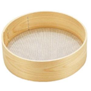 5980円 税込 以上で送料無料 追加で何個買っても同梱0円 木枠粉フルイ BKN03012 中目 尺2 24メッシュ お得なキャンペーンを実施中 国産品