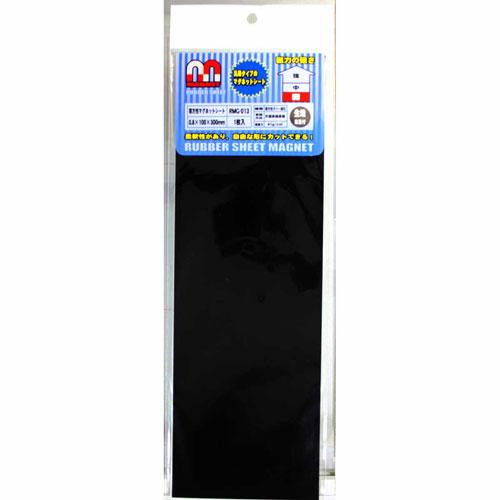 5980円 人気商品 税込 以上で送料無料 追加で何個買っても同梱0円 和気産業 WAKI 等方性マグネットシート 開店祝い 粘着付 生地 0.8×100×300mm RMG-013