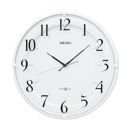 【送料無料】【メーカー直送】セイコー SEIKO スペースリンク 掛け時計 GP216W
