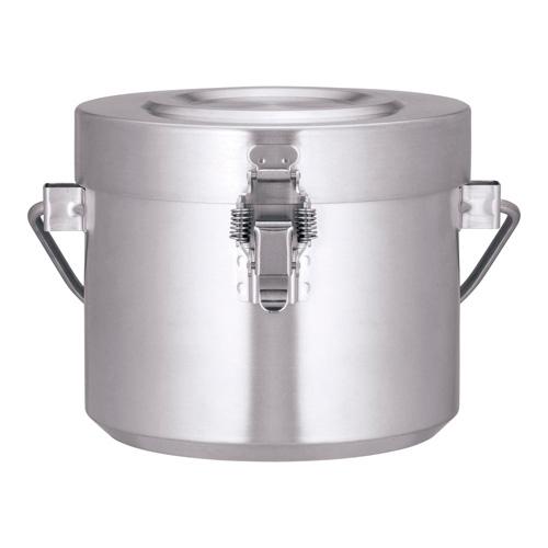 【送料無料】サーモス THERMOS 18-8 高性能保温食缶 シャトルドラム GBC-02P AKU0201