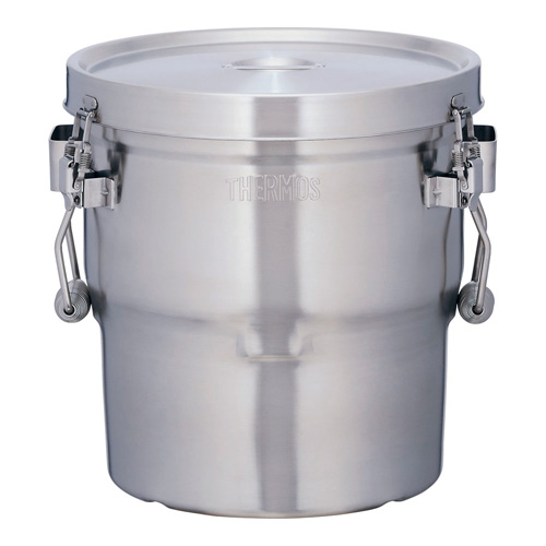 【送料無料】THERMOS サーモス 18-8 高性能保温食缶 シャトルドラム GBB-14CP AKU0302