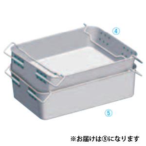 【送料無料】TKG アルマイト 運搬バット 漁缶 175 AUV1801