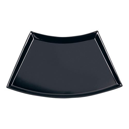 【送料無料】ラックポーセレン ラック Bコンセプト ビュッフェディッシュ 大 ブラック NMY0901