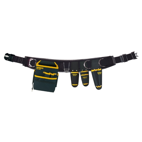 【送料無料】ジェフコム 腰道具セット WSAシリーズ WSA-R98-2BK