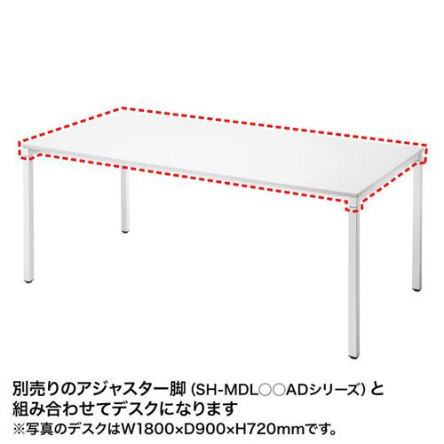 【送料無料】【メーカー直送】サンワサプライ SH-MDシリーズ 天板 W1400×D900mm SH-MDT14090P