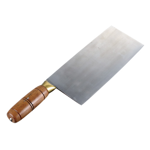 【送料無料】陳枝記 ステンチョッパー 21cm 菜刀2号 KF1902