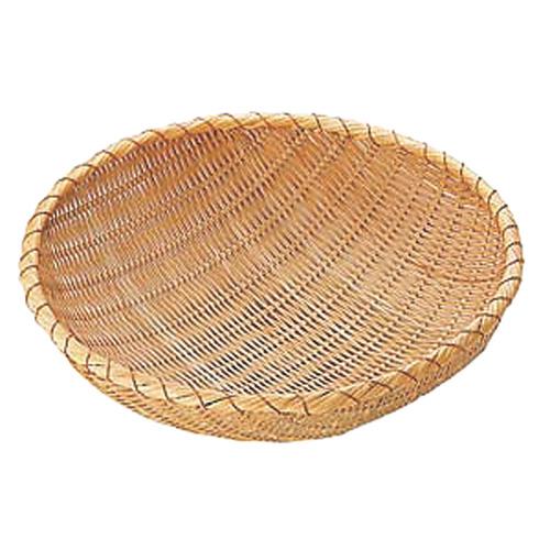 【送料無料】竹製揚げざる 51cm