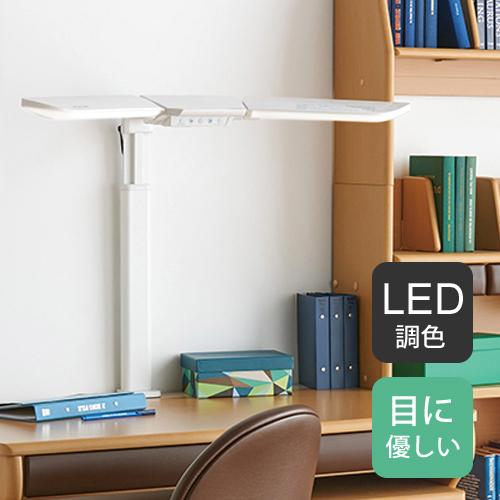 【送料無料】コイズミファニテック エコレディ LEDモードコントロールツインライト ECL-546