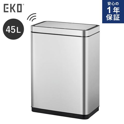 送料無料 メーカー直送 一年保証 EKO シルバー 売れ筋 贈与 EK9280RMT-45L デラックスミラージュセンサービン 45L