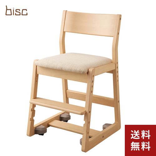 【送料無料】コイズミファニテック 木製チェア ビスク LDC-306SKIV 【Bisc イス 学習椅子】
