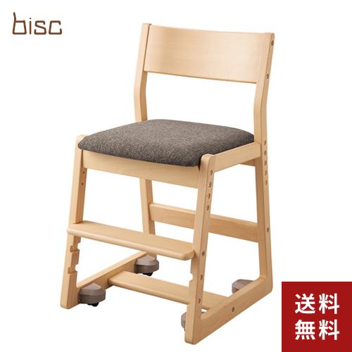 【送料無料】コイズミファニテック 木製チェア ビスク LDC-307SKGY 【Bisc イス 学習椅子】