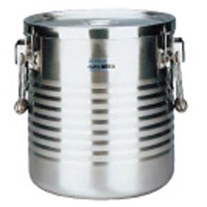 【送料無料】THERMOS サーモス 18-8真空断熱容器 シャトルドラム 吊付 JIK-S08 ADV01008