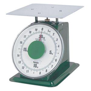 【送料無料】ヤマト 上皿自動はかり「大型」 平皿付 SDX-20 20kg BHK6720