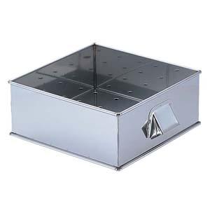 【送料無料】SA21-0角蒸器 50cm用:枠(目皿付) AMS66350【smtb-u】