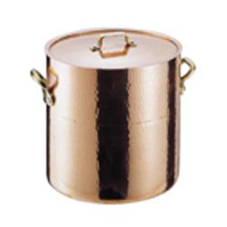 【送料無料】丸新銅器 SAエトール銅 寸胴鍋 18cm AZV05018