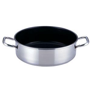 【送料無料】SAパワー・デンジ アルファ 外輪鍋 30cm(蓋無) ASTG704