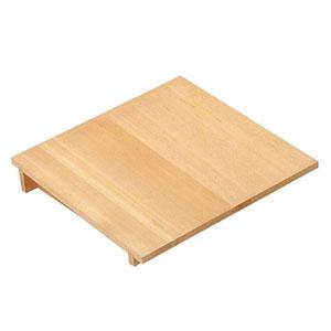 【送料無料】木製 角セイロ用 傾斜蓋(サワラ材) 33cm用 WSI08033
