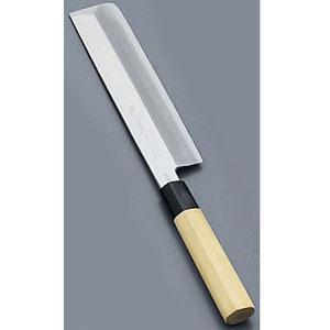 【送料無料】堺實光 匠練銀三 薄刃 片刃 16.5cm 37511 AZT4101