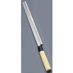 【送料無料】堺實光 匠練銀三 蛸引(片刃) 24cm 37563 AZT3502
