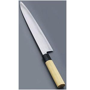 【送料無料】堺實光 匠練銀三 和牛刀(両刃) 24cm 37635 AZT4303