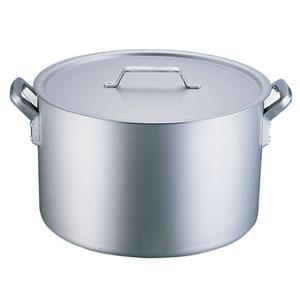 【送料無料】北陸アルミ アルミ プロセレクト 半寸胴鍋(目盛付) 45cm AHV6145