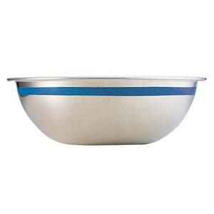 【送料無料】藤井器物製作所 SA18-8カラーライン ボール 60cm ブルー ABC8862【smtb-u】